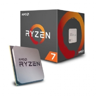 Processador AMD Ryzen 7 2700X Octa Core - 16 Threads - 3.7GHz (Turbo 4.35GHz) - Cache 20MB - AM4 - TDP 105W - W