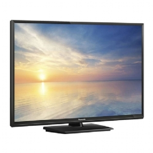 Tv Led 32'' HD Panasonic Tc-32f400b Hdmi USB Conversor Digital