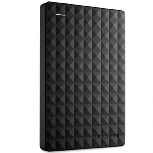 HD Seagate Externo Portátil Expansion USB 3.0 1TB Preto - STEA1000400