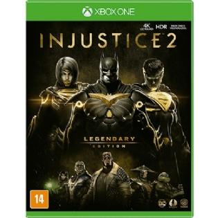 Game Injustice 2: Legendary Edition - XBOX ONE