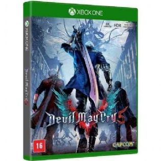 Devil May Cry 5 Xbox One Midia Fisica
