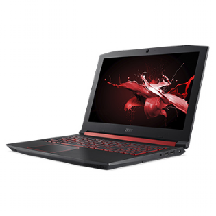 NOTEBOOK ACER GAMER NITRO I5-8300H TELA 15,6 FULL-HD IPS MEMORIA 8GB SSD 128GB HDD 1TB W10 SL PLACA DE VIDEO GTX 1050 4G RAM BAN515-52-52BW